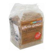 Whole Grain Brown Rice Vermicelli Noodles (糙米米粉)
