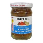 Ginger Nuts In Heavy Syrup (Stem) (糖漿子薑)