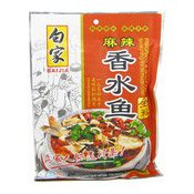 Seasoning For Fragrant & Spicy Fish (白家麻辣香水魚)