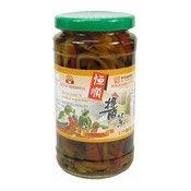 Pickled Vegetables Assorted Pickles (恒順醬菜雜錦菜)