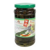 Pickled Vegetables Young Cucumber (恒順醬菜乳黃瓜)