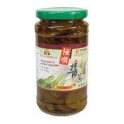 Pickled Vegetables Lettuce (恒順醬菜香菜心)