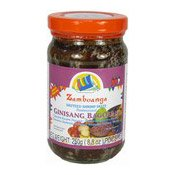 Ginisang Bagoong Sauteed Shrimp Paste (Spicy) (辣蝦醬)