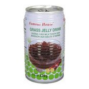 Grass Jelly Drink (名屋仙草蜜)