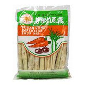 Sugar Cane Imperatae Soup Mix (金百合竹蔗茅根湯料)