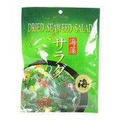 Dried Seaweed Salad (Kaiso Salad) (紫菜沙律)
