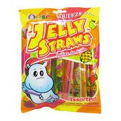 Jelly Straws (Assorted Fruit Flavours) (綜合果凍條)