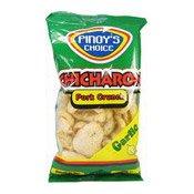 Chicharon Pork Crunch Scratchings (Garlic) (香脆炸豬皮 (香蒜))