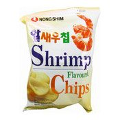 Shrimp Flavour Chips (Prawn Crackers) (農心蝦片)