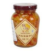 Spicy Radish (風味辣椒蘿蔔)