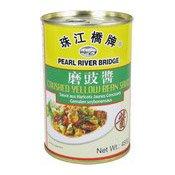 Crushed Yellow Bean Sauce (Paste) (珠江橋牌磨豉醬)