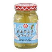 Beancurd Preserve (麻油白腐乳)