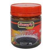 Malaysian Fruit Salad Sauce (Rojak) (泰國水果醬)
