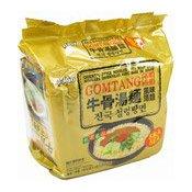 Instant Oriental Style Noodles Multipack (Gomtang) (韓國牛骨湯麵)
