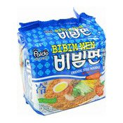 Instant Oriental Style Noodles Multipack (Bibim Men) (韓國乾拌麵)