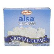 Alsa Gulaman (Crystal Clear) (大菜糕粉 (透明))