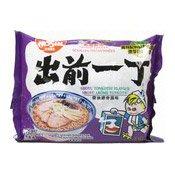 Instant Noodles (Shoyu Tonkotsu) (出前一丁醬油豬骨湯麵)