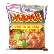 Instant Noodles Jumbo Pack (Shrimp Tom Yum) (媽媽冬蔭麵)