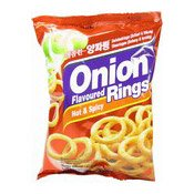 Onion Flavoured Rings (Hot & Spicy) (農心香辣洋蔥圈)