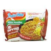 Indomie Instant Noodles (Mi Goreng Satay) (營多印尼雞麵 (沙嗲味))