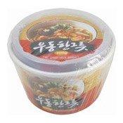Hi-myun Instant Bowl Udon Noodles (Kimchi) (韓式泡菜烏冬)