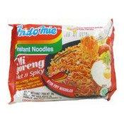 Indomie Instant Noodles (Mi Goreng Pedas) (營多印尼炒麵 (辣味))