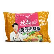 Sweet Potato Instant Noodles (Braised Spicy Chitterlings) (光友辣味肥腸粉絲)
