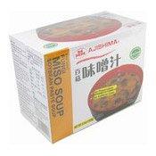 Instant Fungi Miso Soup (Mushroom) (味島日本百菇味噌湯)