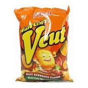 Vcut Potato Chips (Spicy Barbecue BBQ Crisps) (珍珍薯片 (辣燒烤味))