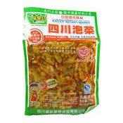 Sichuan Pickles (味聚特四川泡菜)