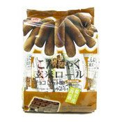 Konjac Brown Rice Roll (Chocolate) (糙米米卷(朱古力味))
