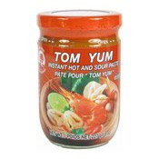 Instant Hot & Sour Paste (Tom Yum) (雄雞冬蔭湯料)