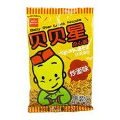 Baby Star Snack Noodle (Yakisoba Flavour) (童星點心麵)