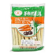 Sugar Cane & Arrow Root Soup Stock (正豐茅根竹蔗湯料)