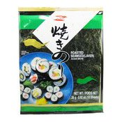 Roasted Seaweed (Laver) (Sushi Yaki Nori) (壽司紫菜)