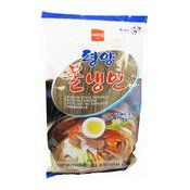 Korean Style Buckwheat Noodles (Pyungyan Mul Naengmyon) (韓式蕎麥麵)