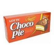 Happy Promise Choco Pie (樂天朱古力批)