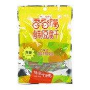 Dougan Dried Beancurd (Mock Meat) (Pickled Chilli) (香香嘴泡椒豆乾)