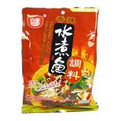 Fragrant & Hot Fish Flavour Seasoning (白家香辣水煮魚)