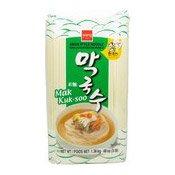 Mak Kuk-Soo Korean Noodles (韓國素麵)