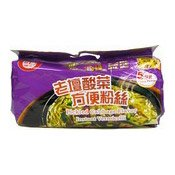 Vermicelli (Pickled Cabbage Flavour) (白家酸菜紅薯粉絲)