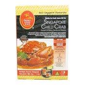 Singapore Chilli Crab Sauce (辣椒螃蟹醬套装)
