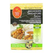 Singapore Satay Sauce Kit (新加坡沙爹套装)