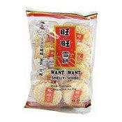 Shelly Senbei Rice Crackers (旺旺雪餅)