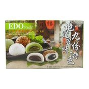 Japanese Style Assorted Mochi Rice Cakes (日式什味麻糬)