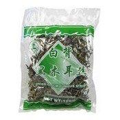 Dried Black Fungus Strips (爵士白背黑木耳絲)