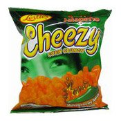 Cheezy Corn Crunch (Cheddar Jalapeno) (芝士條 (青辣椒))