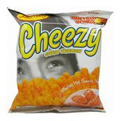 Cheezy Corn Crunch (Buffalo Wings) (芝士條 (水牛城雞翼))