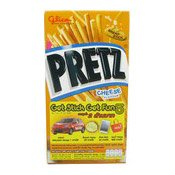 Pretz Cheese Flavoured Biscuit Sticks (火腿芝士百力滋)