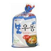 Oriental U-Dong (Seafood) (韓國烏冬麵)